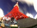東京タワーの足元に位置する新築物件