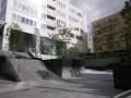 桜田通りに面した新築タワーマンション
