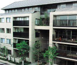 市ヶ谷銀杏坂アパートメントハウス